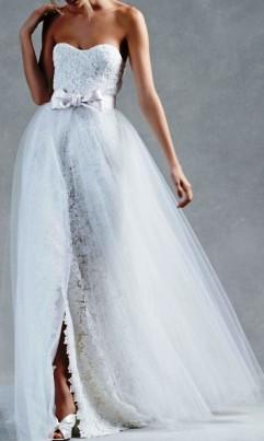 Oscar de la Renta и Carolina Herrera осень-зима 2017-2018 — глоток свежего воздуха в мире свадебной моды!