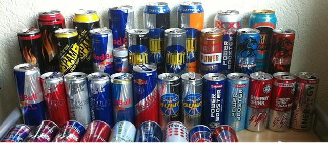 Чем опасны энергетические напитки?
