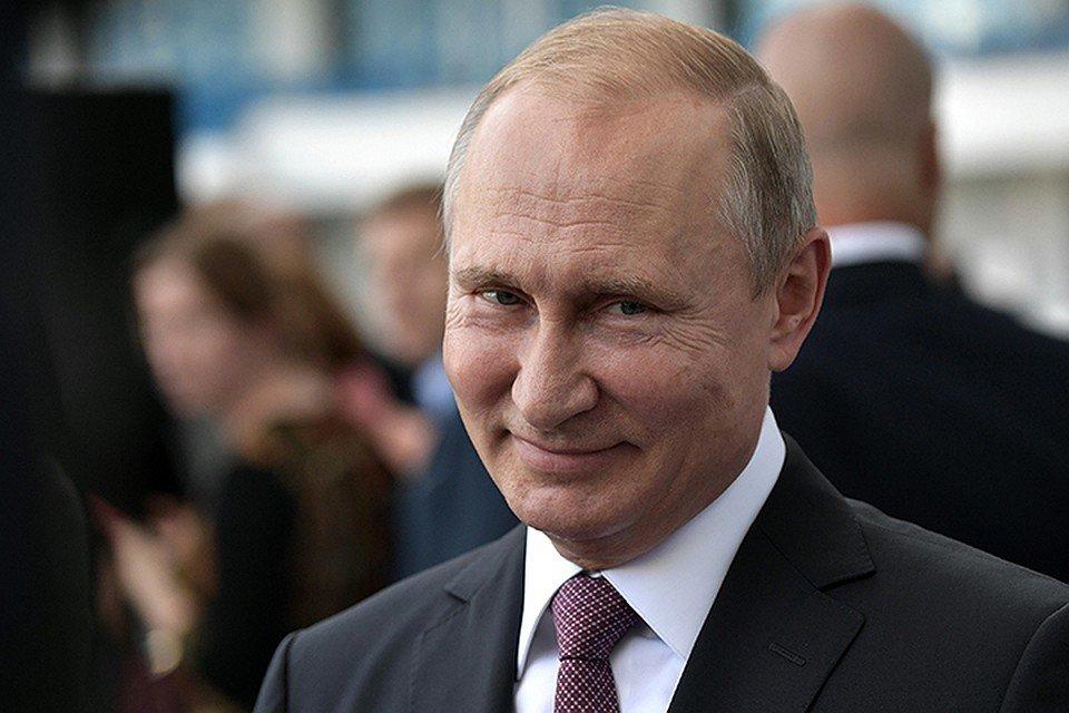 """Путину устроили """"идеальную л…"""