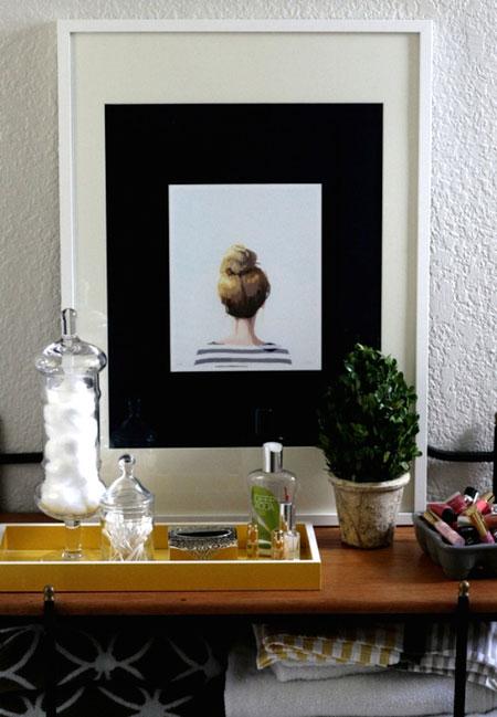Как повесить картины без гвоздей