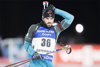 Симон Фуркад возмутился переносом этапа Кубка мира по биатлону из Тюмени