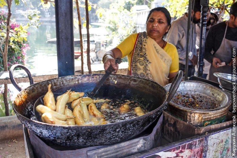Как я чуть не стал вегетарианцем в Индии