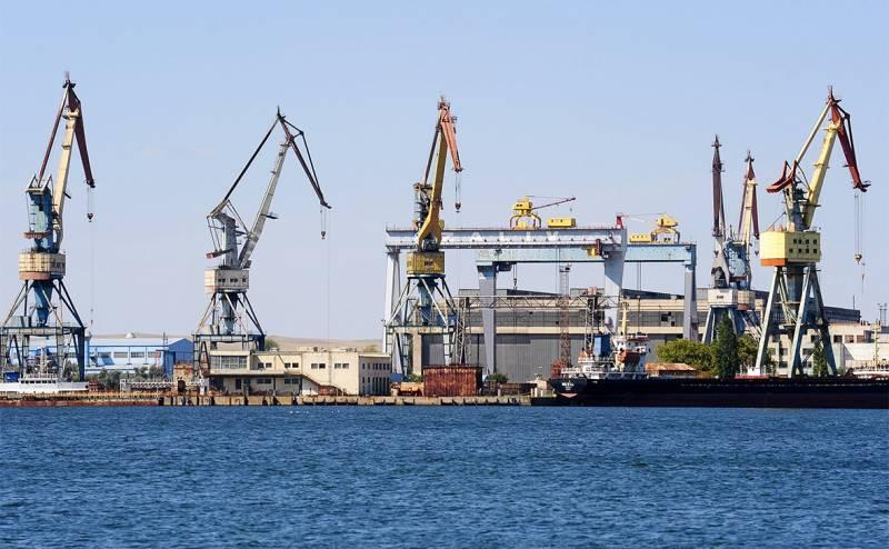 Крымская верфь нашла замену финским генераторам