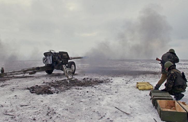 Атака диверсантов ВСУ на ЛНР