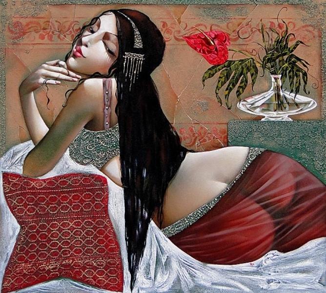 Ira Tsantekidou by Catherine La Rose (20) (668x600, 403Kb)
