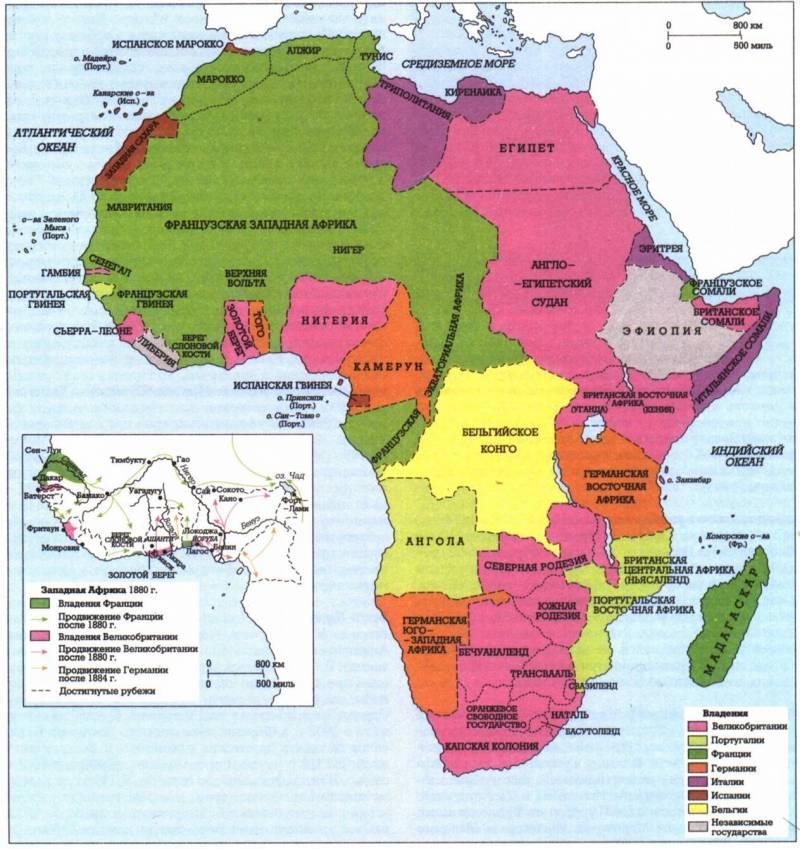 Борьба за Африку: России необходимо согласиться на предложения Анголы