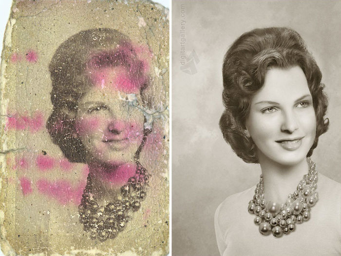 10+ Incredible Photo Restorations That Will Totally Blow Your Mind