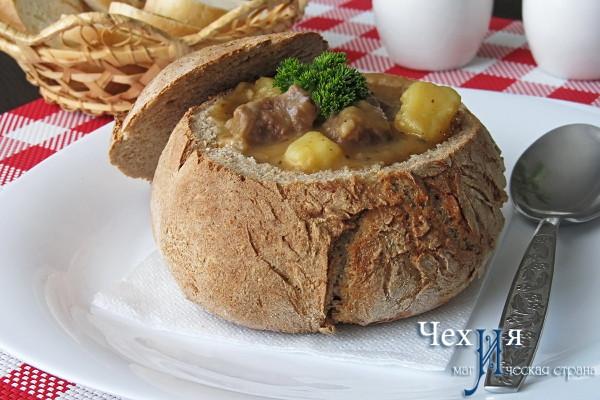 Чешский суп рецепт