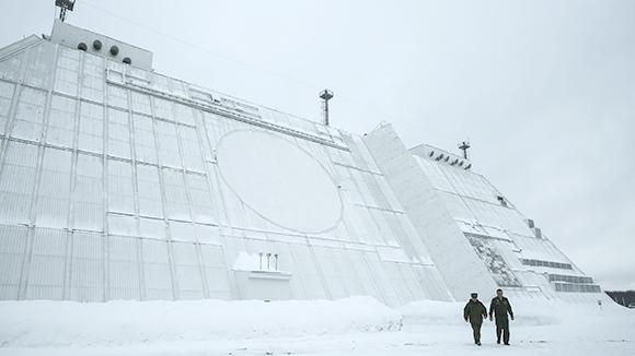Россия восстановила радиолокационное поле противоракетной обороны