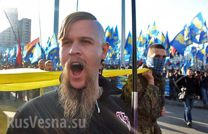 Каждому «украинцу» необходимо своё «гетто»