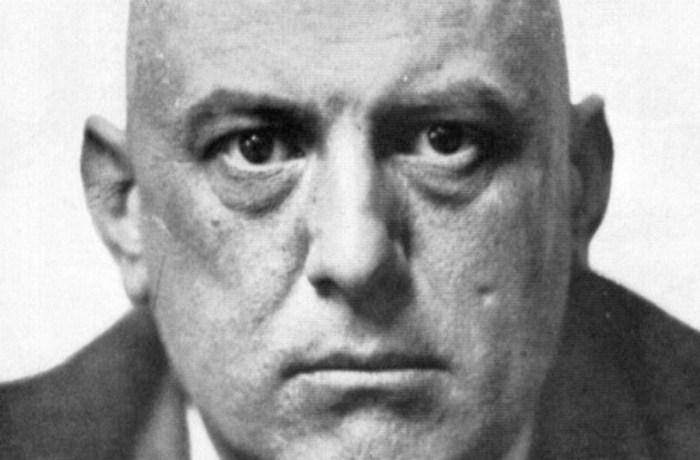 Алистер Кроули- шпион и оккультист.