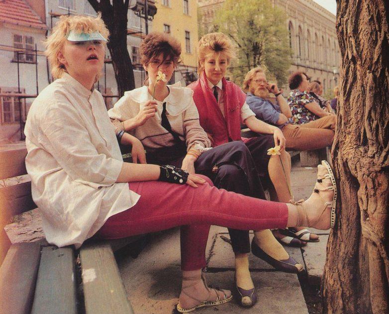 Рига 1980-х годов