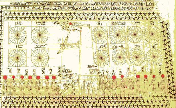 Древнеегипетский календарь