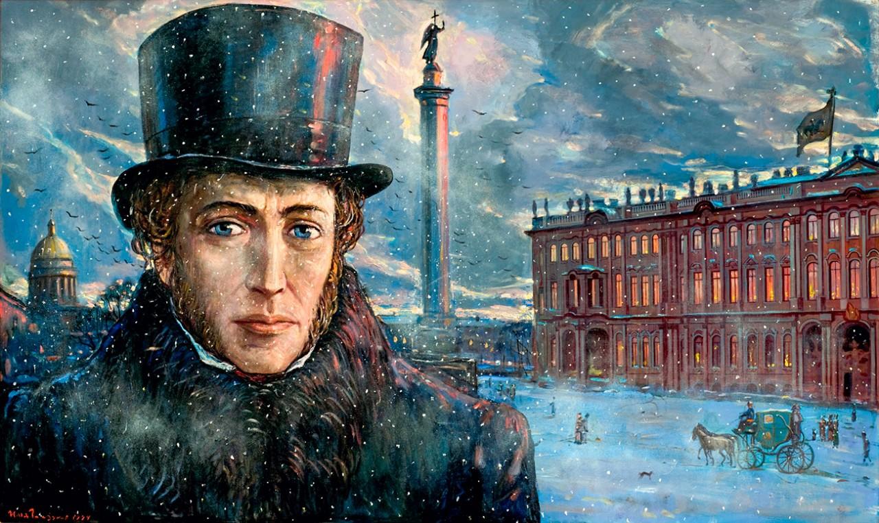 Интересное и неизвестное о великом русском поэте Александре Сергеевиче Пушкине