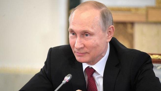Путин поблагодарил Израиль за сохранение памяти об СССР