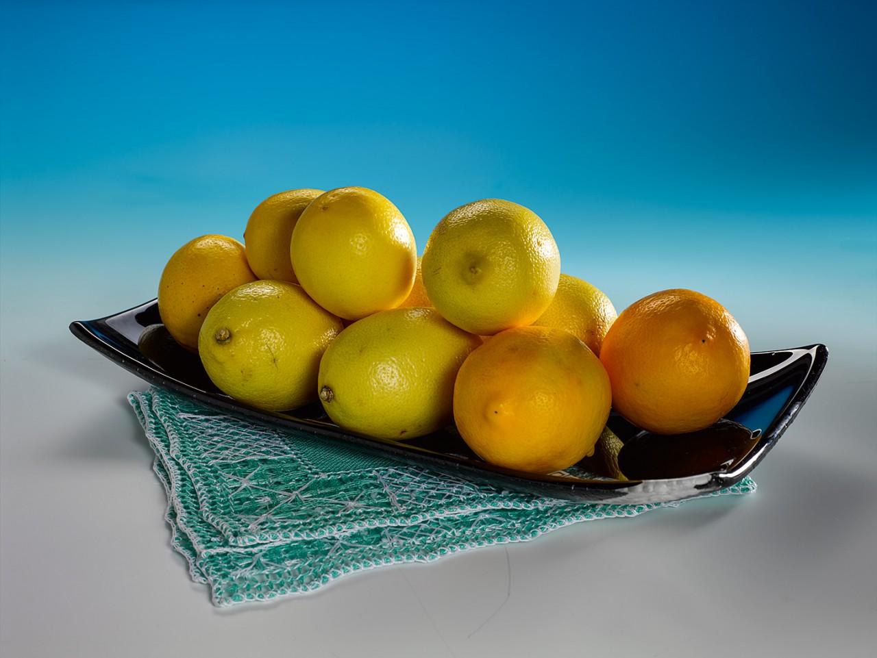 Отличная  замена  марокканским соленым лимонам - готовится очень быстро