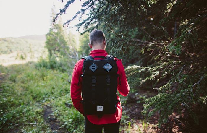 Гаджеты: Новый невероятно удобный рюкзак для дальних и близких походов