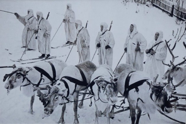 «Готовьте две тысячи упряжек» : оленно-транспортные батальоны  СССР в  войне 1941- 1945 гг.