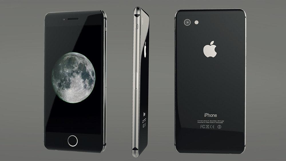 iPhone 8 показали на видео