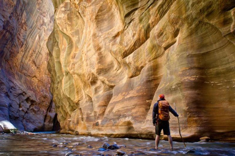 9 отдаленных мест, куда можно добраться только пешком