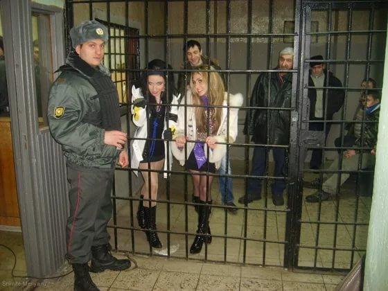 полиции о проститутки