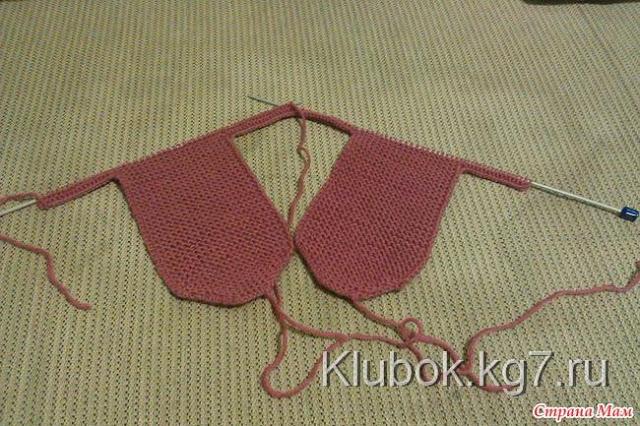 Вязание шапки ушанки для девочек подростка 83