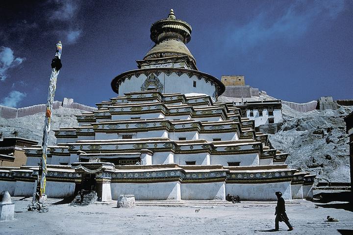 Чекисты нашли в Тибете оружие древних богов!