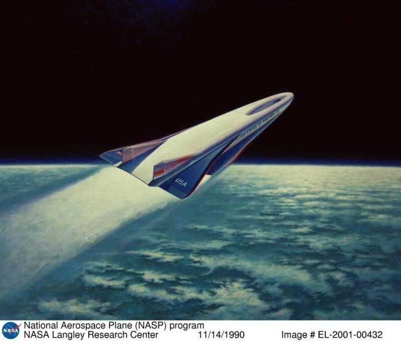 Ту-2000 – проект воздушно-космического бомбардировщика
