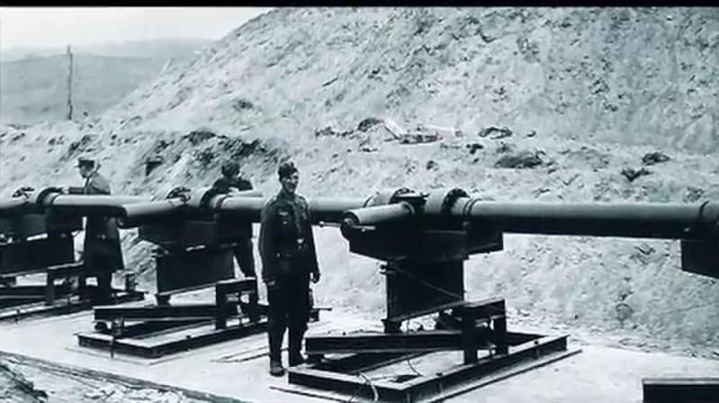 Артиллерийское орудие Фау-3 Вундерваффе, Чудо техника, военная техника Германии, вторая мировая война