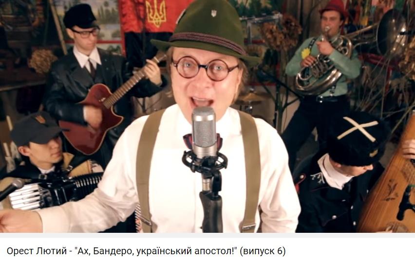 Российские телеканалы приглашают для съемок в телесериалах украинских актеров-русофобов