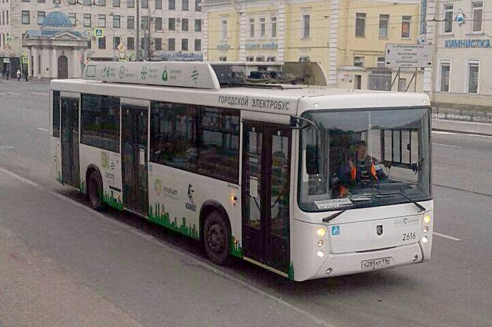 Электробус КАМАЗ: результаты положительные!!!