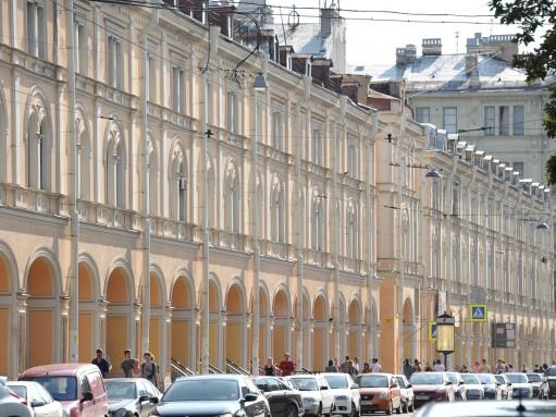 В Санкт-Петербурге катастрофически упали продажи новых автомобилей