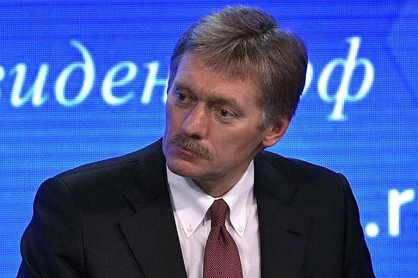 Песков: Кремль не воспринимает заявление Порошенко о статусе Крыма