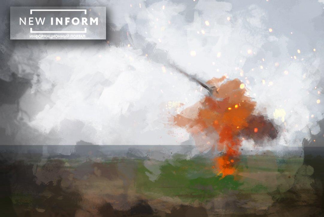 Боевики ИГ* вновь «сбили» самолет ВВС Сирии