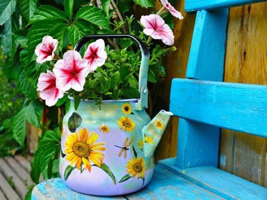 Чудесные перевоплощения вашего сада