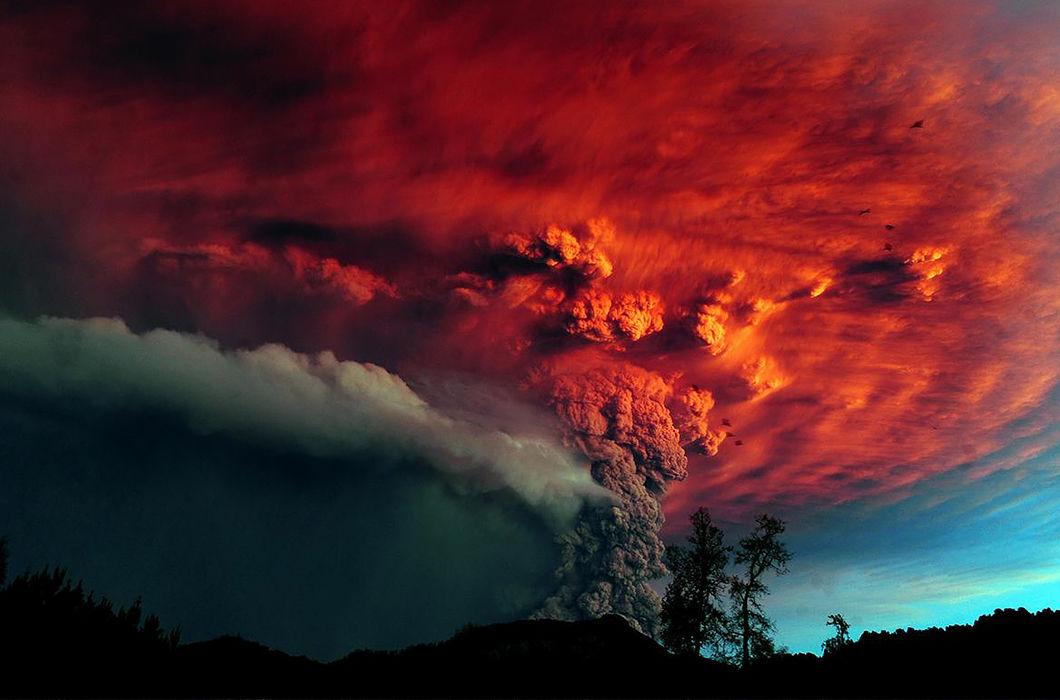 Вулканы просыпаются