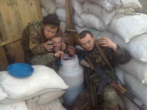 Всем страшно: боевики батальонов «Донбасс» и «Айдар» объявили ультиматум с требованием освободить всех военнопленных (ВИДЕО)