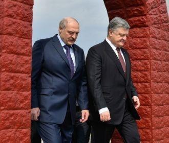 Очень символично: Дружба Белоруси с Украиной под реактором