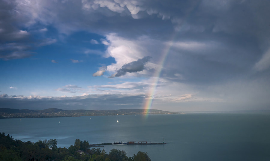 Rainbow by Andy58/András Schafer on 500px.com