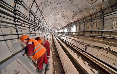 Собянин: строительство новых станций метро должно завершиться до конца года
