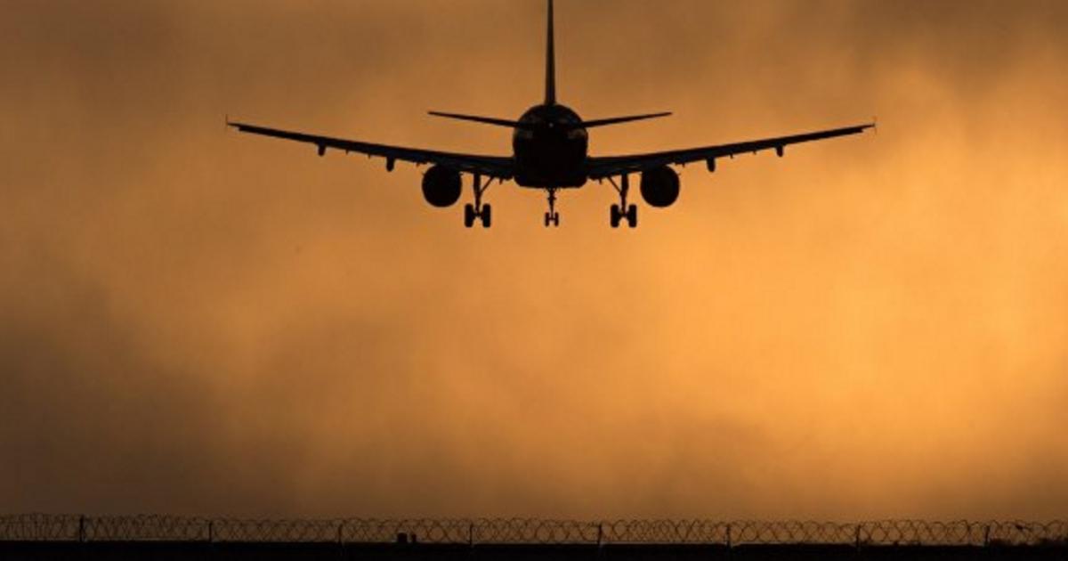 ВДомодедово при заходе на посадку чудом неразбился самолет