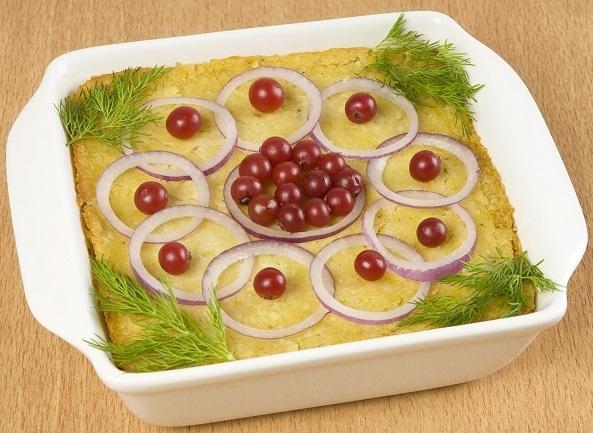 Запеканка из фасоли и картофеля Фото: А. Соколов/BurdaMedia