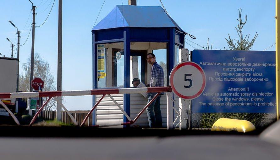 Украинцы устроили крымчанам необычный «сюрприз» на границе
