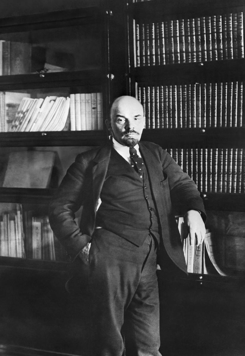 Правила жизни революционера Владимира Ленина