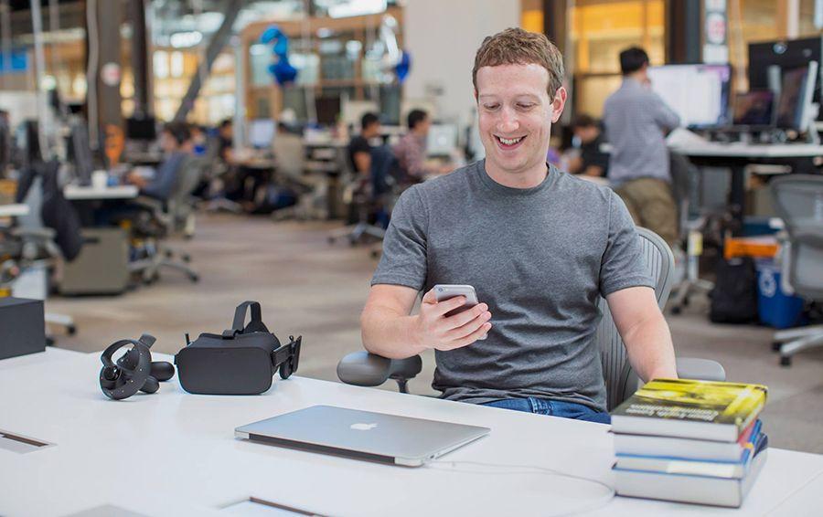 Forbes: зачем Марку Цукербер…