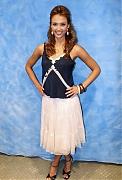 Джессика Альба (Jessica Alba) в портретной фотосессии Армандо Галло (Armando Gallo) (2005)