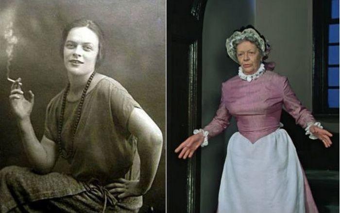Как Пельтцер перестала быть жертвой нацизма актриса, нацизм