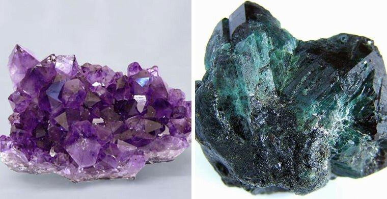 Могут ли камни менять цвет? интересно, минералы, факты, цвет