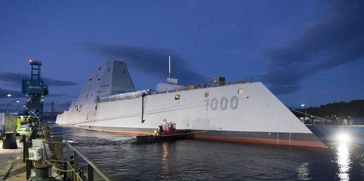 Китай «нечаянно» вывел из строя два самых дорогих военных корабля США и Великобритании