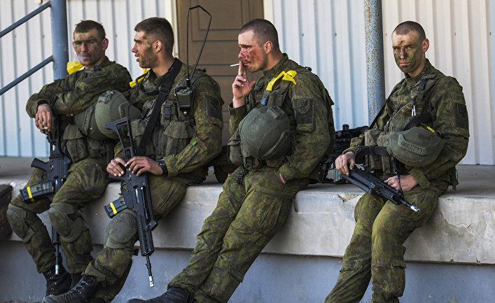 «Нашу страну за несколько часов не раздавишь»(Dagens Nyheter, Швеция)
